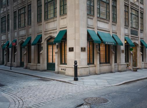 纽约市华尔街旅馆 - 纽约 - 建筑