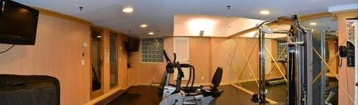 纽约市华尔街旅馆 - 纽约 - 健身房