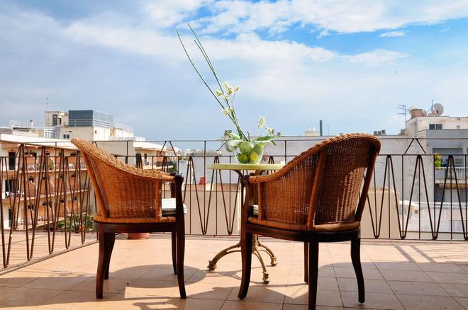 巴利阿里群岛酒店 - 马略卡岛帕尔马 - 阳台