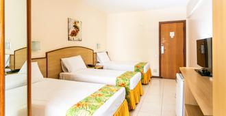 维德马尔酒店 - 萨尔瓦多 - 睡房