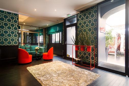 梦索爱丽舍酒店 - 巴黎 - 大厅