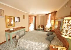 Mirada Del Lago Hotel - 开塞利 - 睡房