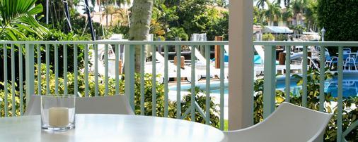 威尼斯酒店 - 劳德代尔堡 - 阳台