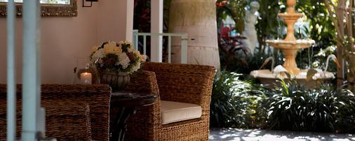 威尼斯酒店 - 劳德代尔堡 - 露台