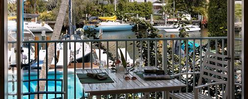 威尼斯酒店 - 劳德代尔堡 - 餐馆