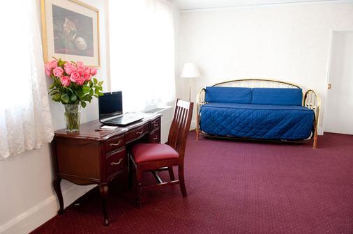 华盛顿特区温莎公园酒店 - 华盛顿 - 睡房