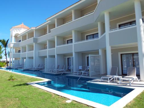 豪华巴伊亚普林西比安巴尔酒店 - 仅供成人入住 - 式 - 蓬塔卡纳 - 建筑