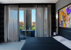 二十一酒店 - 罗马 - 睡房