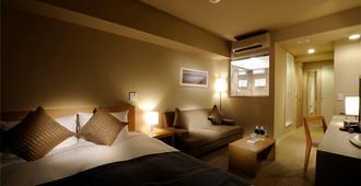 六本木S酒店 - 东京 - 睡房