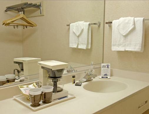 旧金山机场北旅程住宿酒店 - 南旧金山 - 浴室