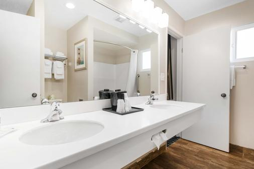 尤里卡 - 红杉区品质酒店 - 尤里卡 - 浴室
