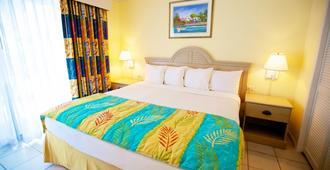 天堂岛湾景套房度假村 - 拿骚 - 睡房