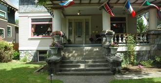 温哥华温莎旅馆 - 温哥华 - 建筑