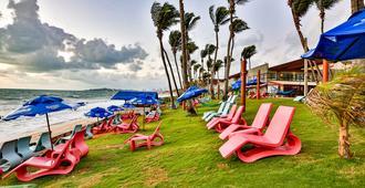 艺套房海滨别墅酒店 - 纳塔尔 - 户外景观