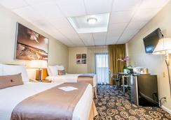 迈阿密瑞珍斯酒店 - 迈阿密 - 睡房