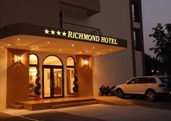 Richmond Hotel - 马马亚 - 户外景观