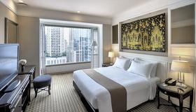 曼谷拉查丹利中心酒店 - 曼谷 - 睡房