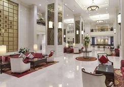 曼谷拉查丹利中心酒店 - 曼谷 - 大厅
