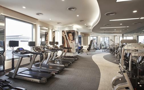 曼谷拉查丹利中心酒店 - 曼谷 - 健身房