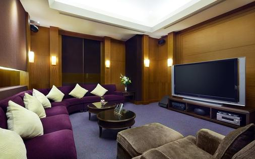 曼谷拉查丹利中心酒店 - 曼谷 - 休息厅