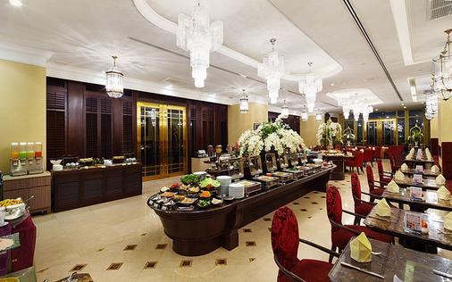 曼谷拉查丹利中心酒店 - 曼谷 - 自助餐