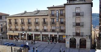 阿方索六世酒店 - 托莱多 - 建筑