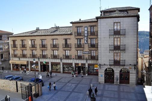 赛尔科特尔阿方索六世酒店 - 托莱多 - 建筑