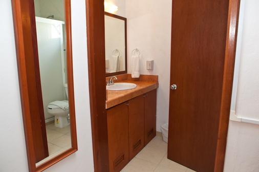 斯布卢哈酒店 - 女人岛 - 浴室