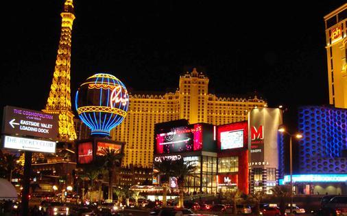 最佳西方狂欢赌场酒店 - 拉斯维加斯 - 景点