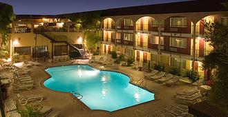 最佳西方狂欢赌场酒店 - 拉斯维加斯 - 建筑