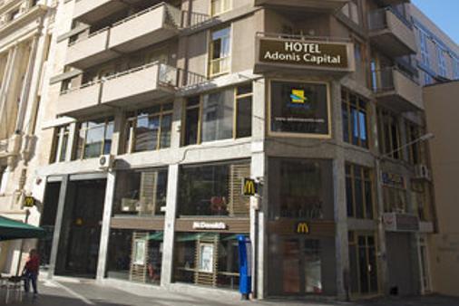 阿多尼斯资本酒店 - 圣克鲁斯-德特内里费 - 建筑
