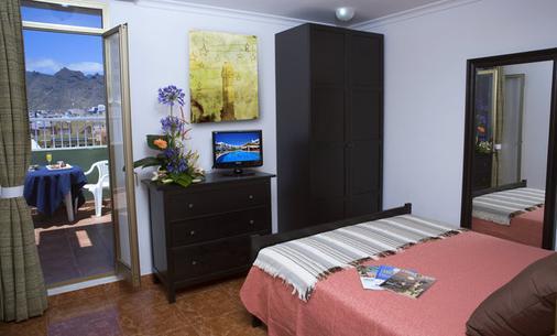 阿多尼斯资本酒店 - 圣克鲁斯-德特内里费 - 睡房