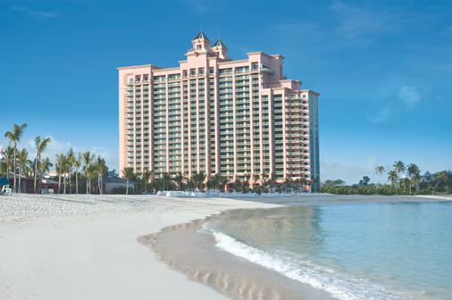 亚特兰蒂斯珊瑚礁酒店 - 拿骚 - 建筑