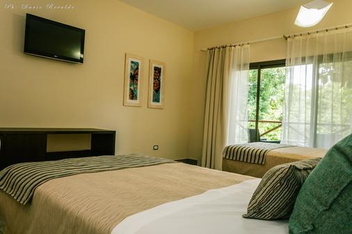 卡塔拉塔斯乡村酒店 - 伊瓜苏 - 睡房