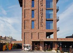 威廉斯堡酒店 - 布鲁克林 - 建筑