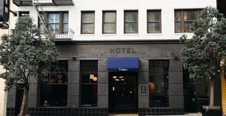 马克吐温酒店 - 旧金山 - 建筑