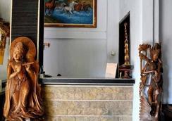 登纳伊斯酒店 - 乌鲁瓦图 - 大厅
