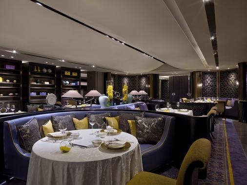 伊斯坦布尔博斯普鲁斯香格里拉酒店 - 伊斯坦布尔 - 餐馆