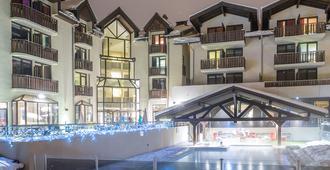 小鹰保护区酒店 - 夏蒙尼-勃朗峰 - 建筑