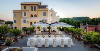 旁特西斯托酒店 - 罗马 - 露天屋顶