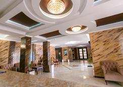 Hotel Pontos - 阿纳帕 - 大厅