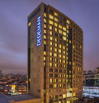 德德曼博斯坦哲伊斯坦布尔酒店及会议中心 - 伊斯坦布尔 - 建筑