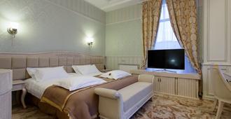 圣彼得堡快乐驿站酒店 - 圣彼德堡 - 睡房