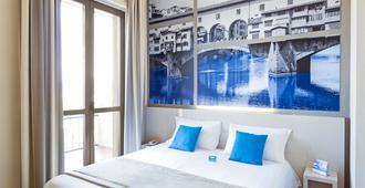 佛罗伦萨诺弗里食宿酒店 - 佛罗伦萨 - 睡房
