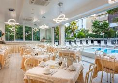 皇家精品酒店 - 里乔内 - 餐馆