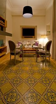 帕尔马套房酒店 - 马略卡岛帕尔马 - 客厅