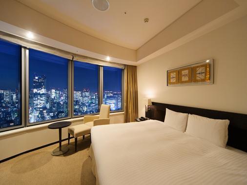东京花园酒店 - 东京 - 睡房