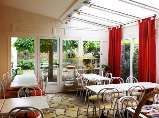意大利人酒店 - 图尔 - 餐厅
