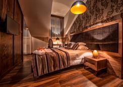 图普乐瓦公寓酒店 - Krakow - 睡房