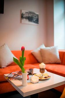 图普乐瓦公寓酒店 - 克拉科夫 - 餐馆